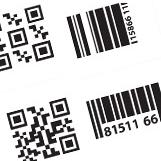 QRコード バーコード 印刷