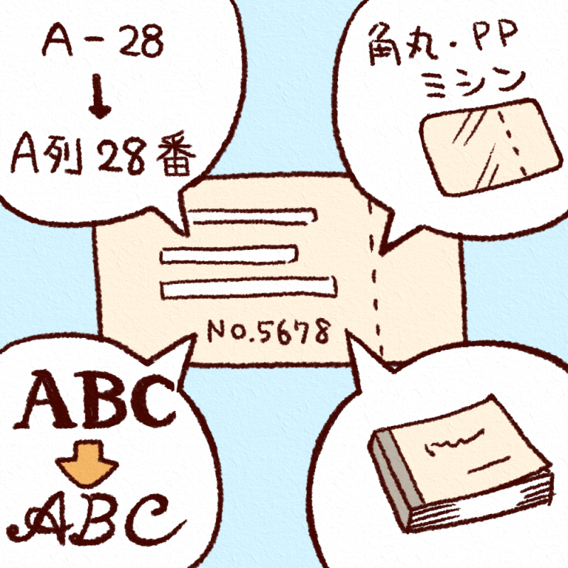 プラスアルファのバリアブル印刷技術